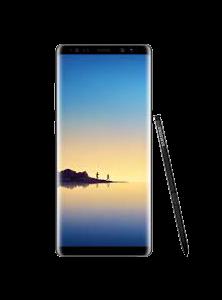 Réparation vitre Samsung Note 8 chez Mobile3 Oups