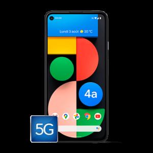 Réparation Google Pixel 4A 5G chez Mobile3 Oups